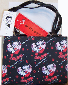 betty boop collectable purse hand bag