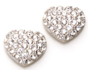 Magnetic Earring-Heart Large